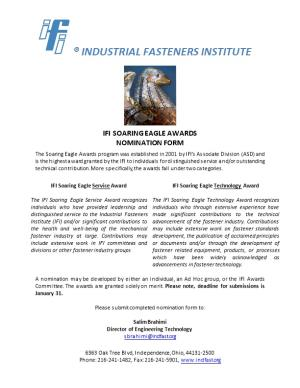 Industrial Fasteners Institute