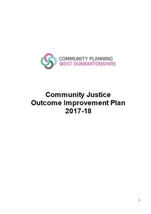 What Is Community Justice